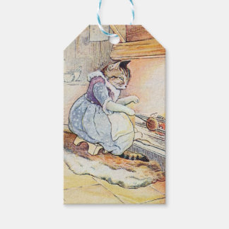 Pussy Cat Cooking Personalized Gift Tags