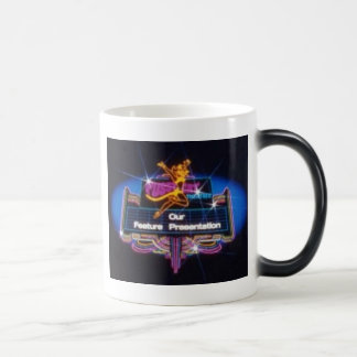Pussy Cat Theatres Feature Presentation Magic Mug