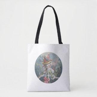 Pussy Power | Feminist AF Tote Bag