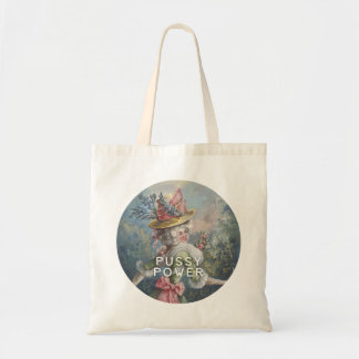 Pussy Power Tote Bag