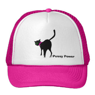 Pussy Power Trucker Hat