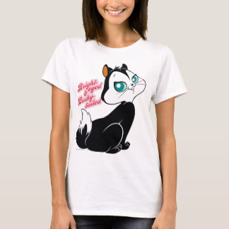 Pussyfoot Bright-eyed Kitty T-Shirt