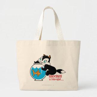 Pussyfoot Fishbowl Fun Large Tote Bag