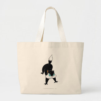 Pussyfoot Kitty Territory Large Tote Bag