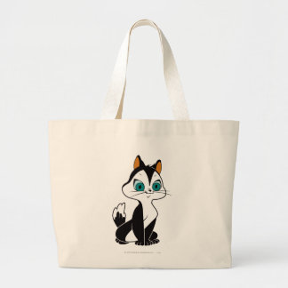 Pussyfoot Let's Play Large Tote Bag