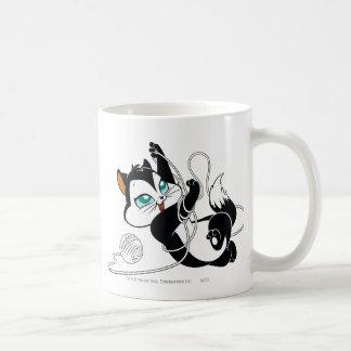 Pussyfoot Tangled Up Coffee Mug