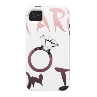 Put a Ring on It iPhone 4/4S Covers