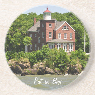 Put-in-Bay coaster