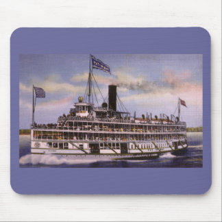 Put-In-Bay - Detroit Ship Building Co. Mouse Pad
