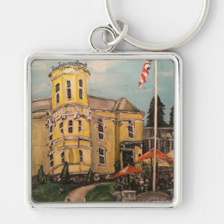 """""""Put-in-Bay Winery at South Bass Island""""  Keychain"""