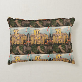 """Put-in-Bay Winery at South Bass Island""  Pillow"