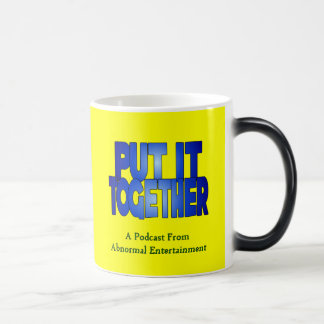 Put It Together Magic Mug