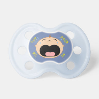 Put Me Back In Pacifier
