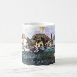 Put-n-Bay Lake Erie Island Painting #2 Coffee Mug
