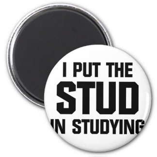 Put the Stud in Studying Magnet