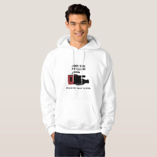 "Put the ""Super"" in Super VHS Hoodie"