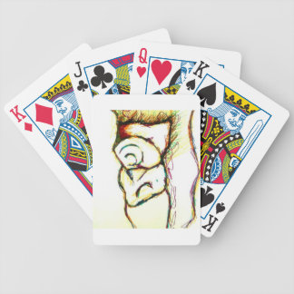Put your money where your monster is bicycle playing cards