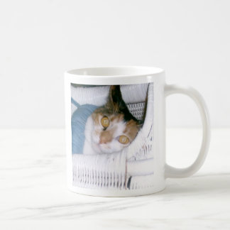 Put Your Name on the Cassie the Cat Coffee Mug