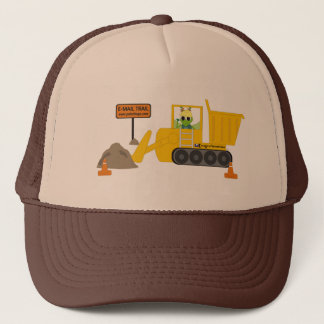Puterbugs at Work Trucker Hat