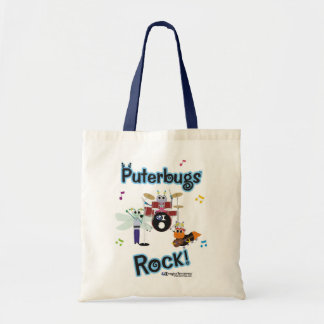 Puterbugs Rock Tote Bag