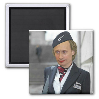 Putin Владимир Путин Fridge Magnet