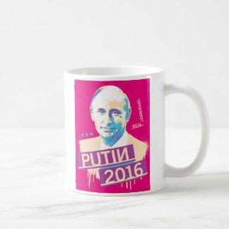 Putin 2016 coffee mug