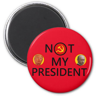 PUTIN IS NOT MY PRESIDENT MAGNET