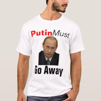 """Putin Must Go Away"" Shirt"