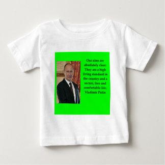 putin quote baby T-Shirt