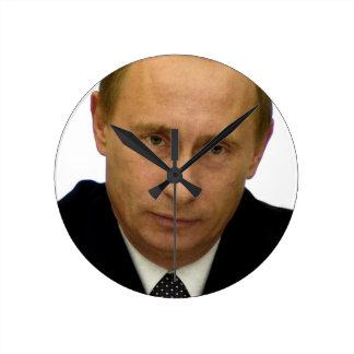 Putin Round Clock