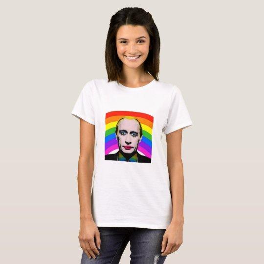 Putin the Gay Clown T-Shirt