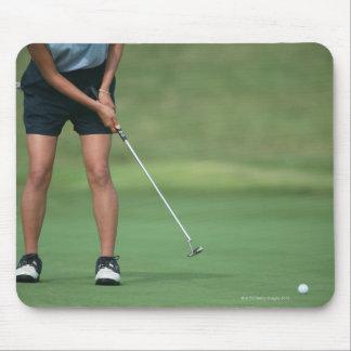 Putt (Golf) Mouse Pad
