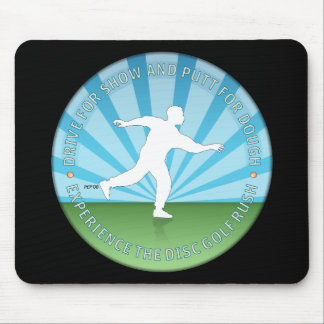 Putter Dude #1 Mouse Pad