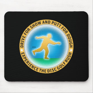 Putter Dude #2 Mouse Pad