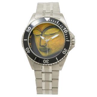 """""""Puttho"""" Golden Buddha Watch"""