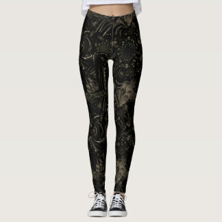 """Puttin' on the Ritz"" Comfort Leggings"