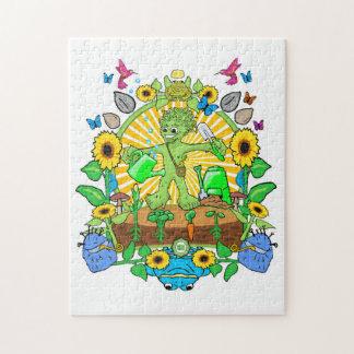 Puzzle 110 pieces Munchi Power! Summer Harvest