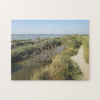 Puzzle 252 parts, Strolls in the Camargue, France