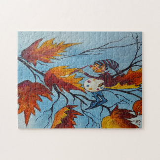 Puzzle Ann Hayes Painting Pixie Painting