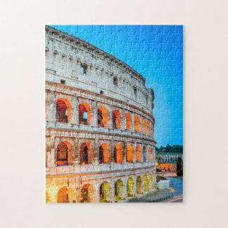 Puzzle Colosseum Rome Italy