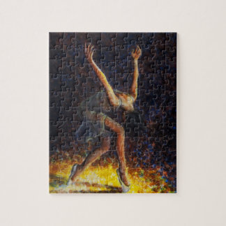 Puzzle - Dancer Painting Nik Helbig