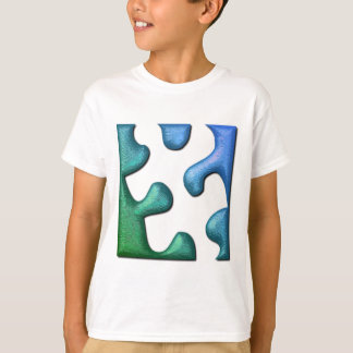 Puzzle Design Kid's Shirt