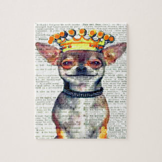 PUZZLE GAME CHIHUAHUA FUN-KIDS-gift