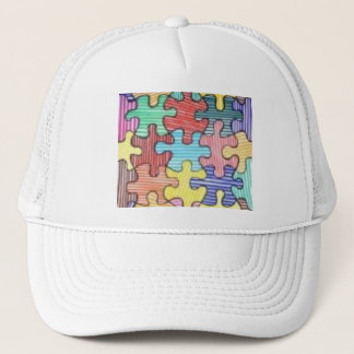 Puzzle hat