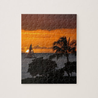 Puzzle - Hawaiian Sunset