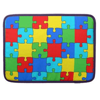 "Puzzle Macbook Pro 15"" Sleeve For MacBook Pro"