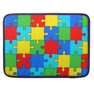 """Puzzle Macbook Pro 15"""" Sleeves For MacBook Pro"""
