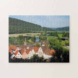 Puzzle Maintal with Gemünden A. Main