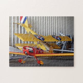 Puzzle - Model Aircraft