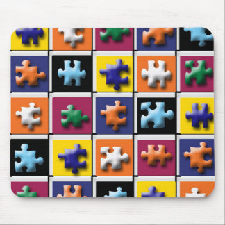 Puzzle Mystery Mousepad